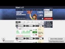 Binary Option Tutorials - TitanTrade Strategy Titan Trade Review Binary Option Br