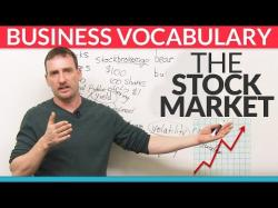 Binary Option Tutorials - Brokerage Capital Video Course Business English Vocabulary: The St