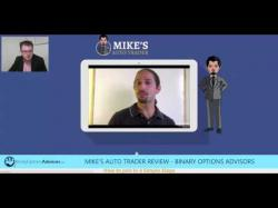 Binary Option Tutorials - binary options advisors Mike's Auto Trader Review - Binary