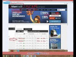 Binary Option Tutorials - TitanTrade Strategy TitanTrade SCAM FRAUD LIES Titan Tr