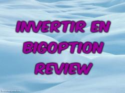 Binary Option Tutorials - BigOption Review Invertir en BigOption Review - Como