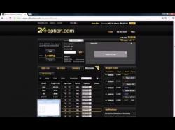 Binary Option Tutorials - Global Option Strategy 24option $1000 Profit in 28 Minute