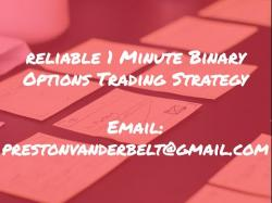 Binary Option Tutorials - 10Trade Strategy Best 1 Minute Binary Options Tradin