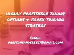Binary Option Tutorials - 10Trade Strategy Highly Profitable Forex and Binary