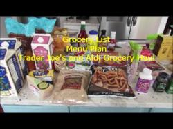 Binary Option Tutorials - trader list Grocery List |  Menu Plan | Trader