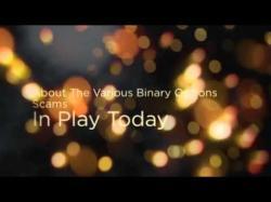 Binary options elijah