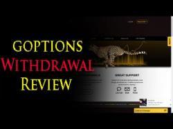 Binary Options Withdrawal Proof