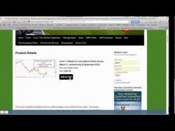 Forex option trading training