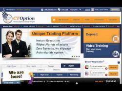 Binary Option Tutorials - CTOption Strategy Options: $600 Profit Today and Resu