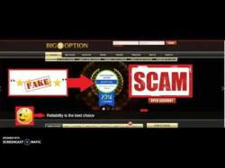 Binary Option Tutorials - BigOption Review Big Option is a SCAM Broker! Live R