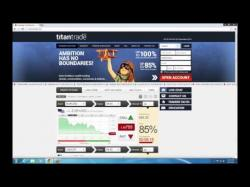 Binary Option Tutorials - TitanTrade Video Course Introduccion TitanTrade Espanol