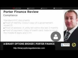 Binary Option Tutorials - PorterFinance Strategy Binary Options Strategy - PorterFin