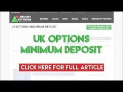 Binary Option Tutorials - UKOptions Review UK Options Minimum Deposit