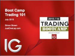 Binary Option Tutorials - IG Binaries Video Course Trading Boot Camp with IG (session