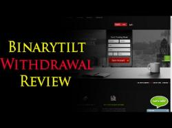 Binary Option Tutorials - BinaryTilt Strategy Binary Tilt Withdrawal Proof Review