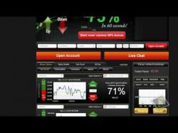Binary Option Tutorials - BNRY Options BNRY Binary Trading Demo -- 81% pro