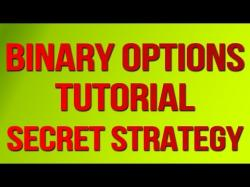 Binary Option Tutorials - binary options system1 Binary Options Trading Tutorials. S