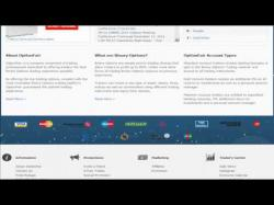 Binary Option Tutorials - OptionFair Review OptionFair Demo Account Review    F