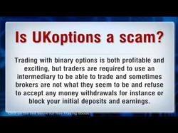 Binary Option Tutorials - UKOptions Review Is UKoptions Binary Options a Scam