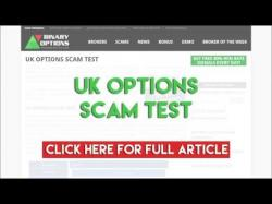 Binary Option Tutorials - UKOptions Review UK Options Scam Test 2015