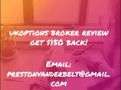 Binary Option Tutorials - UKOptions Review UKOptions Broker Review (Get $150 B