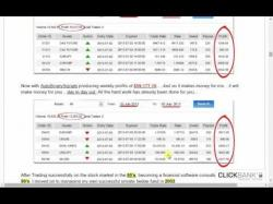 Binary Option Tutorials - trading charts Auto binary signals    Online Tradi