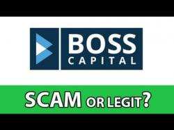 Binary Option Tutorials - Boss Capital Review BOSS CAPITAL REVIEW – LIVE TRADES